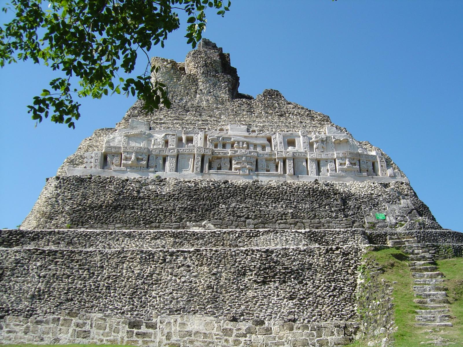 Mayan civilisation Xunantunich