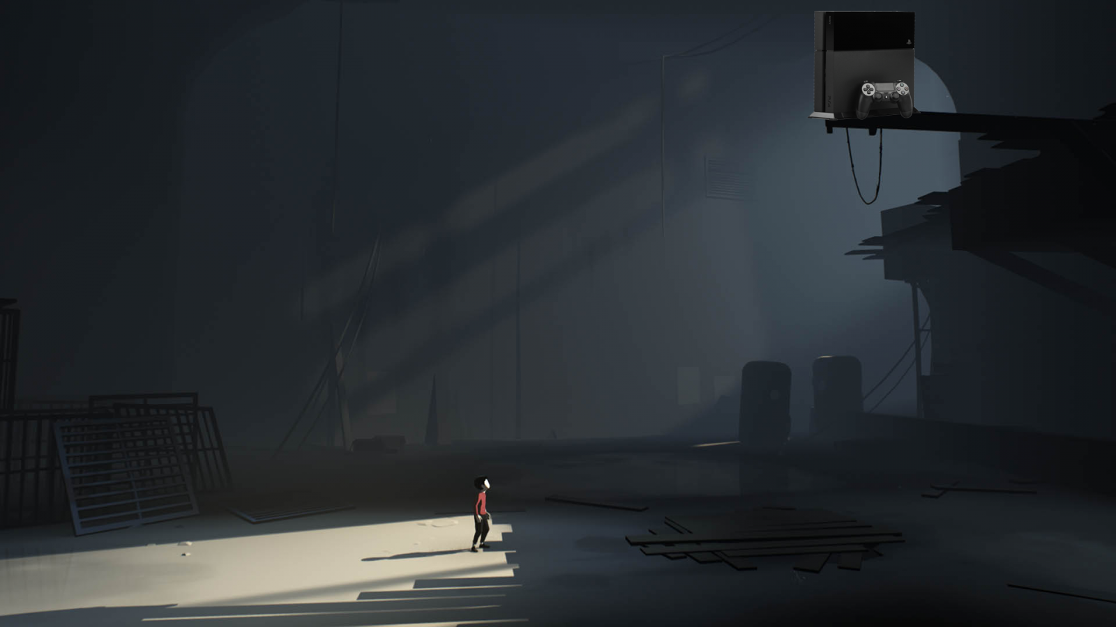 Inside PS4 Playdead