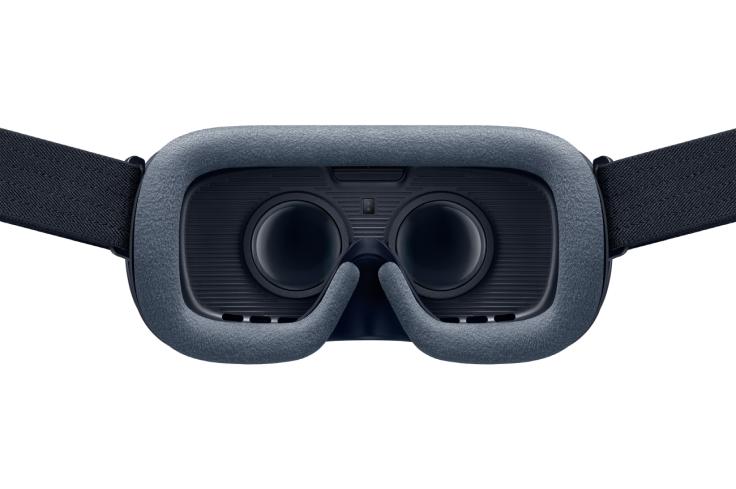 New Gear VR padding