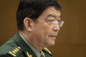 China's Defense Minister Chang Wanquan