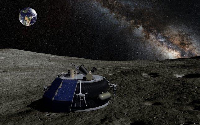 Moon Express moon payload