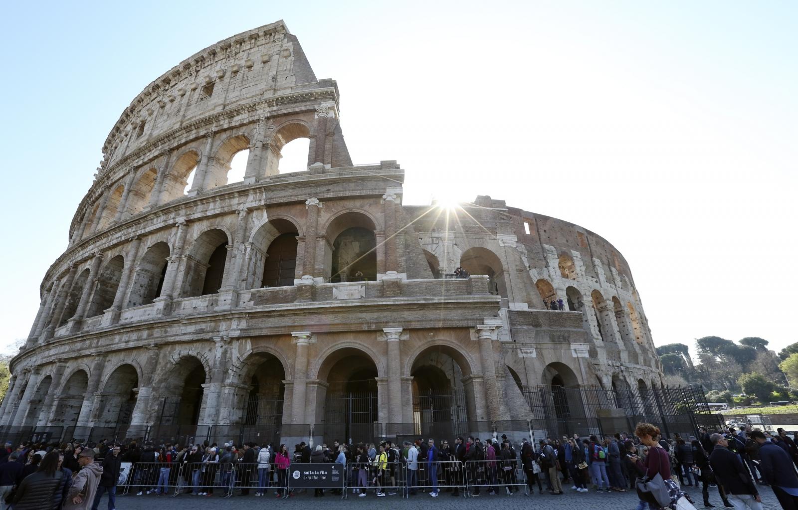 Rome Coloseum