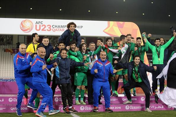 Iraq Football team