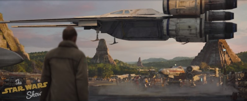 U-Wing in Star Wars: Rogue One