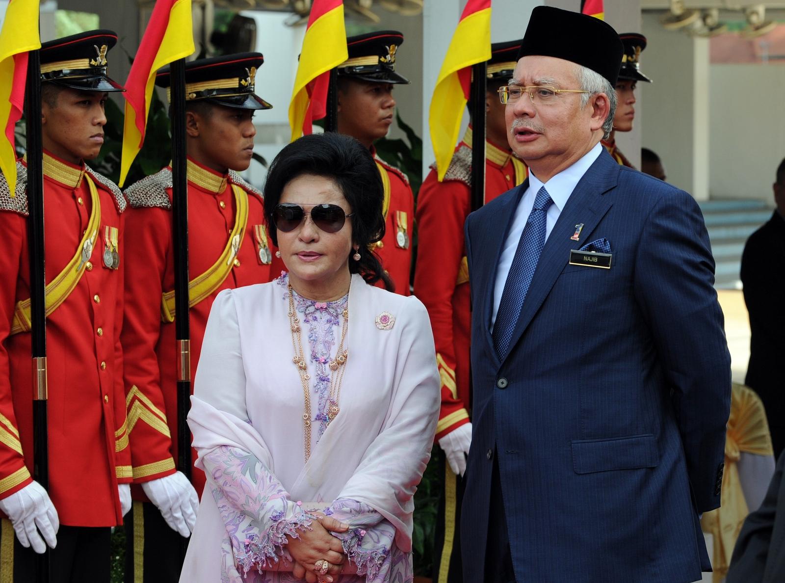 Image result for malaysia former president najeeb razak