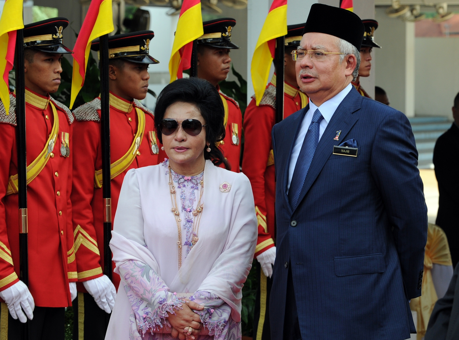 Image result for Malaysia's First Couple