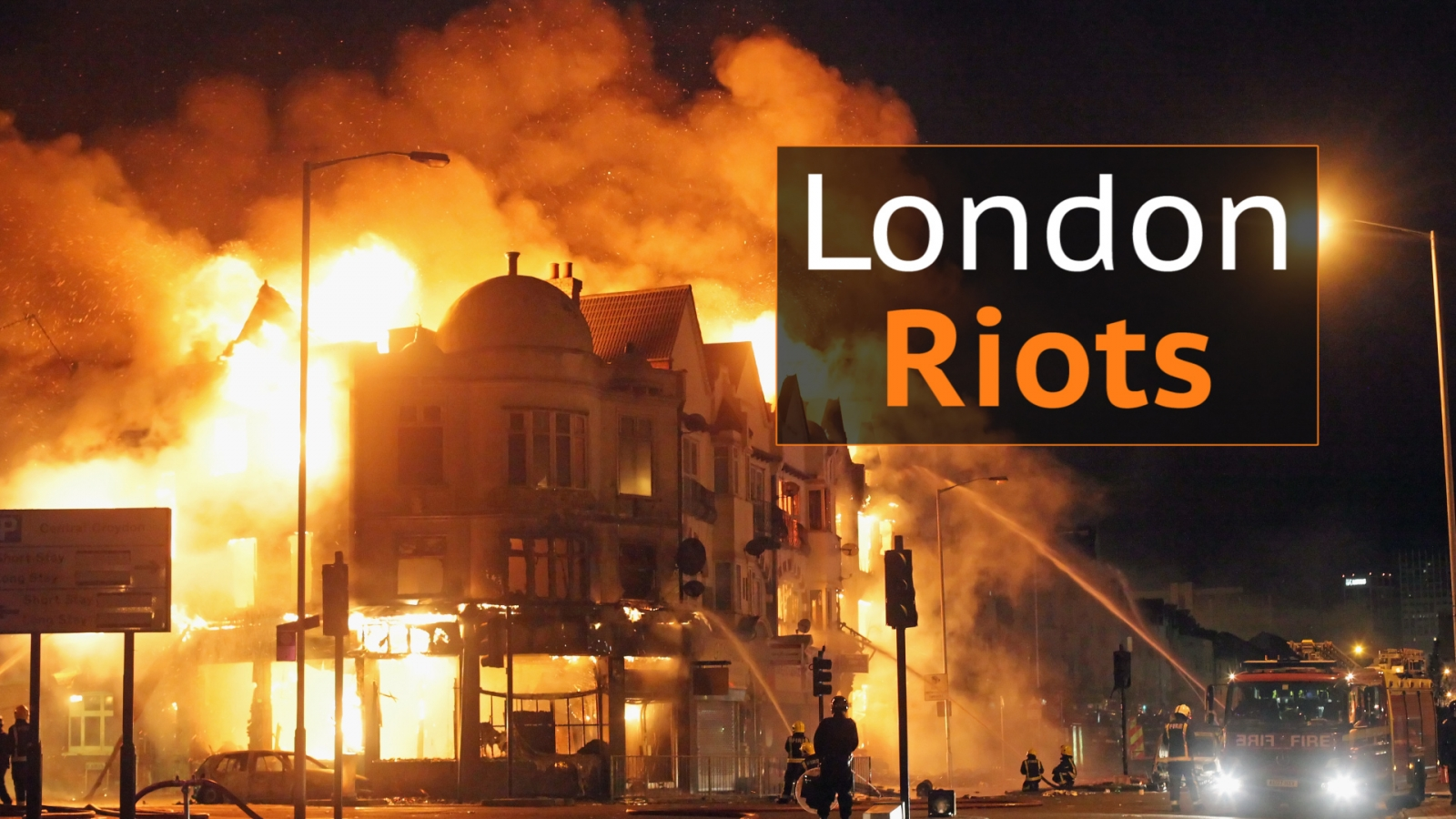 causes of the london riots Here are 25 kickass and interesting facts about riots 1-5 interesting facts about riots 1 during the london riots of.
