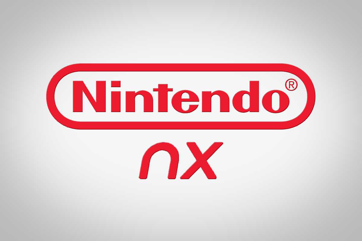 Nintendo NX mock logo