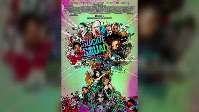 Suicide Squad: Everything you need to know about the DC supervillain movie