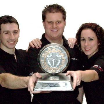 Robot Wars Team Storm in 2004