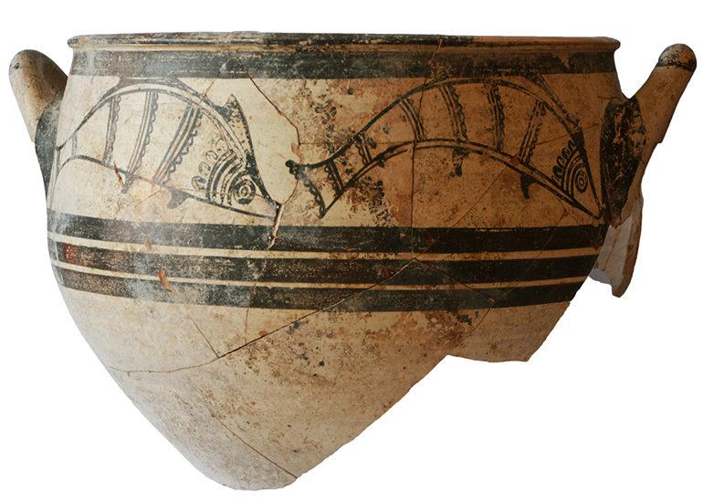 Pot Cyprus tomb