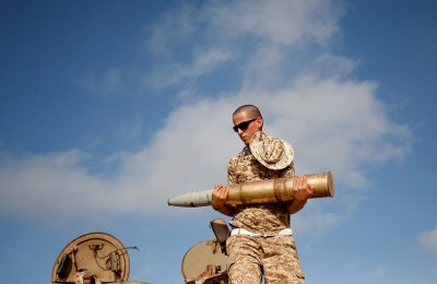 Battle for Sirte Libya