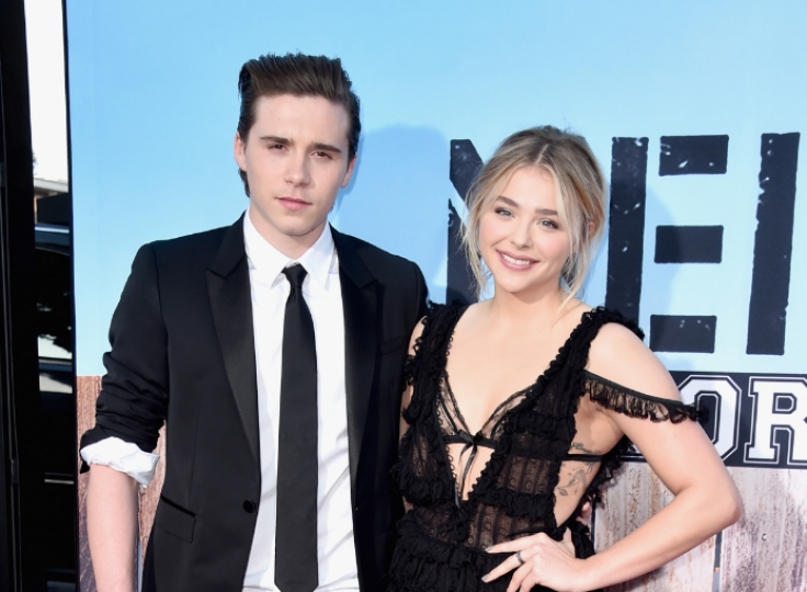 Who is dating chloe moretz