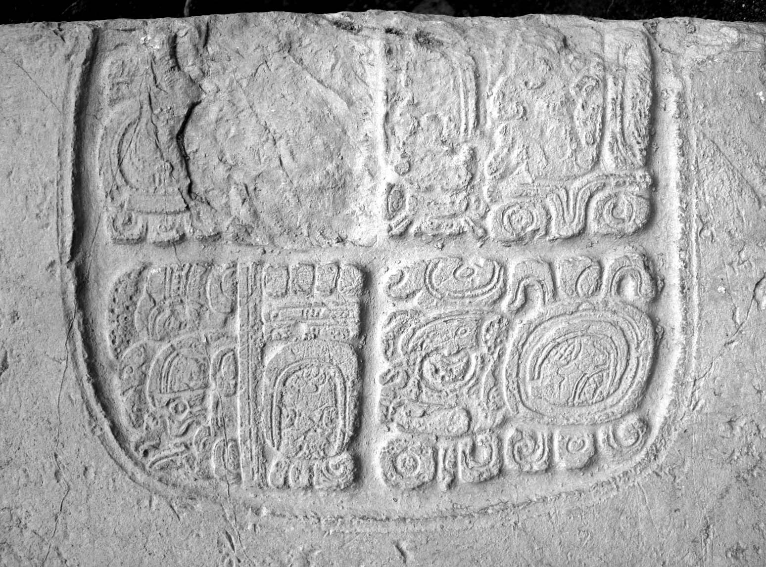 Belize Mayan tomb