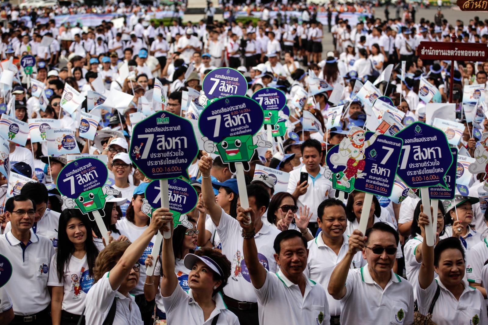 Thailand referendum