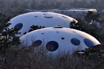 Gateway Arch UFO