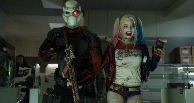 Suicide Squad Harley Quinn Deadshot