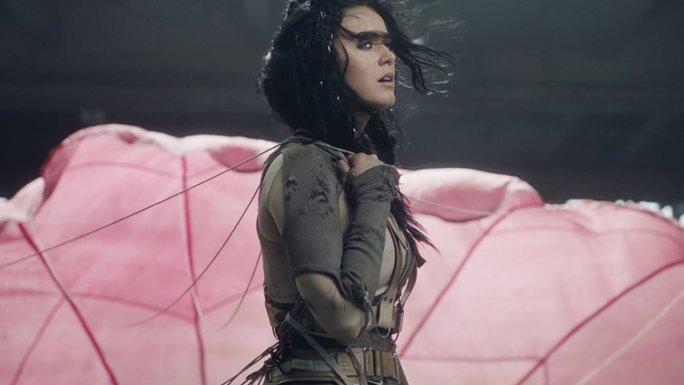 Katy Perry debuts video for 'Rise,' filmed in Utah