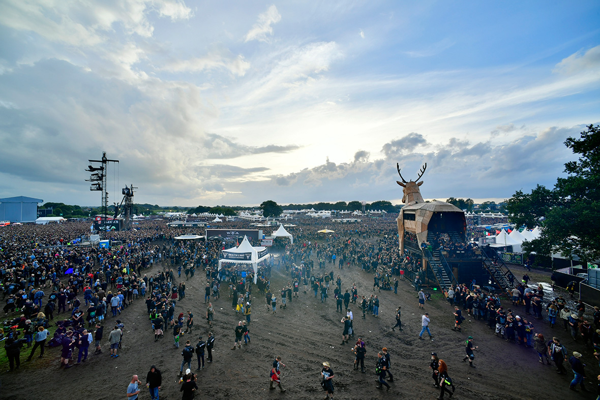 Wacken Open Air Festival 2016
