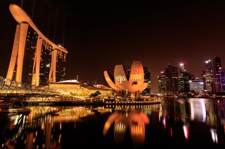 Marina Bay Singapore