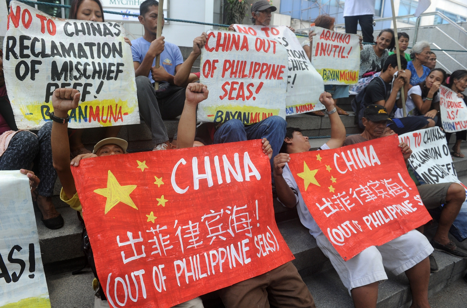 China-based hackers suspected in targeting Philippines DOJ over South China Sea dispute