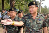 Thai Army chief General Prayuth Chan-och