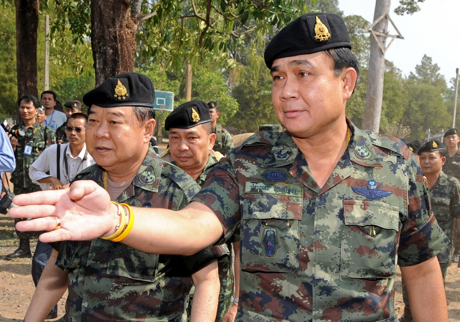 Thai Army chief General Prayuth Chan-och