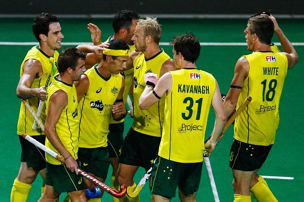 Australia Vs New Zealand Men S Hockey Rio 2016 Olympics