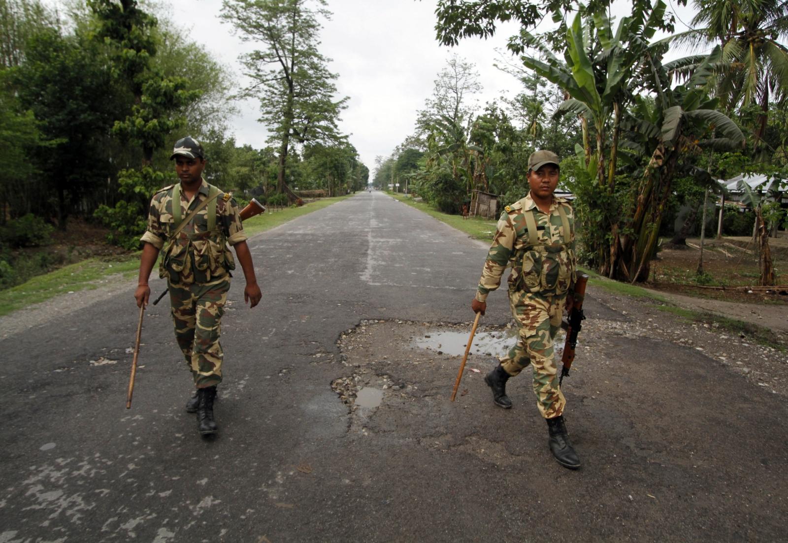 Assam separatist attack
