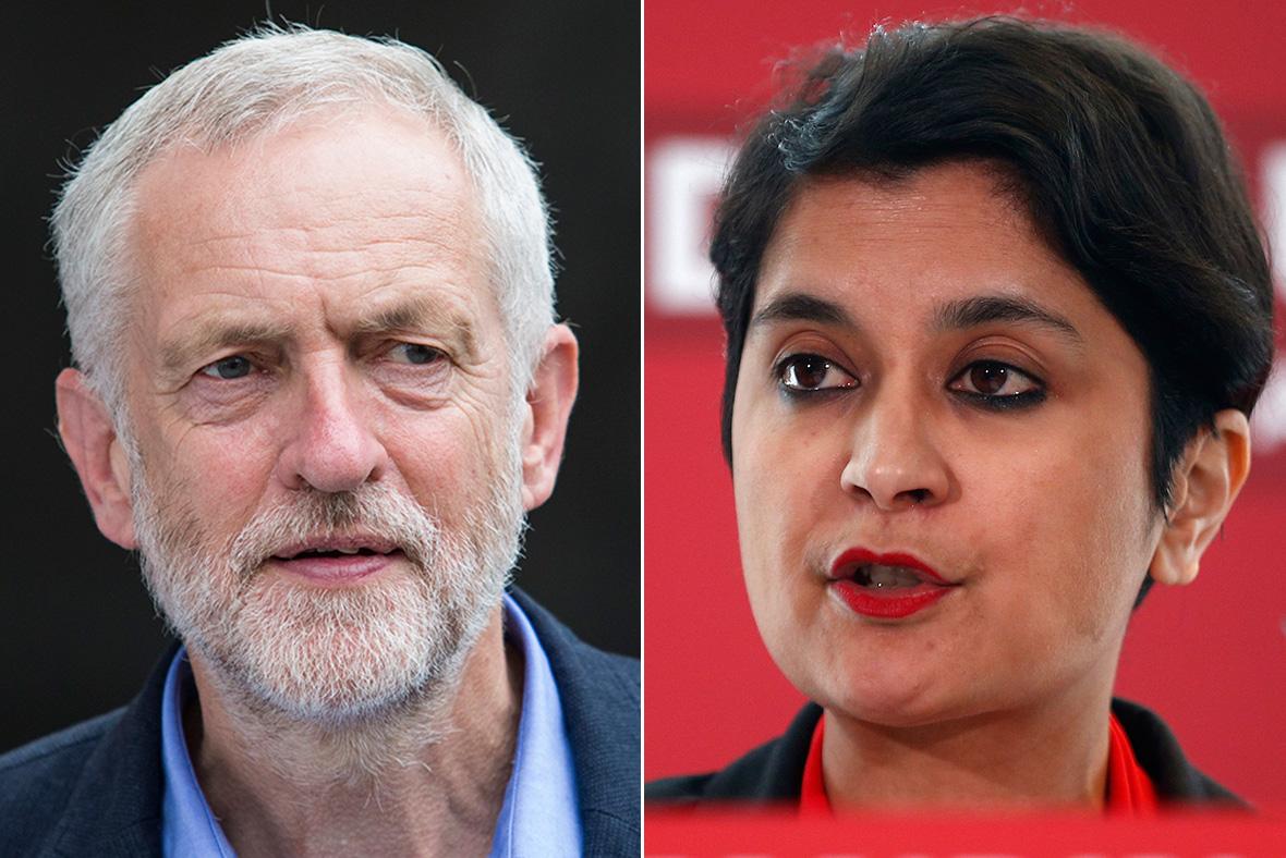 Corbyn Chakrabarti