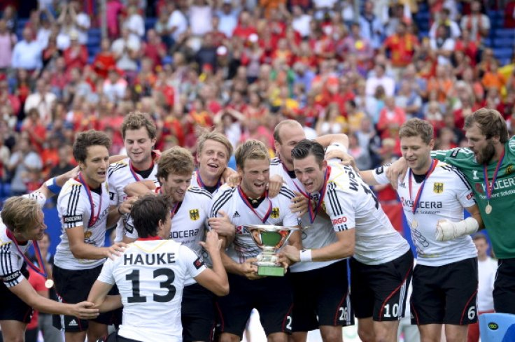 germany hockey