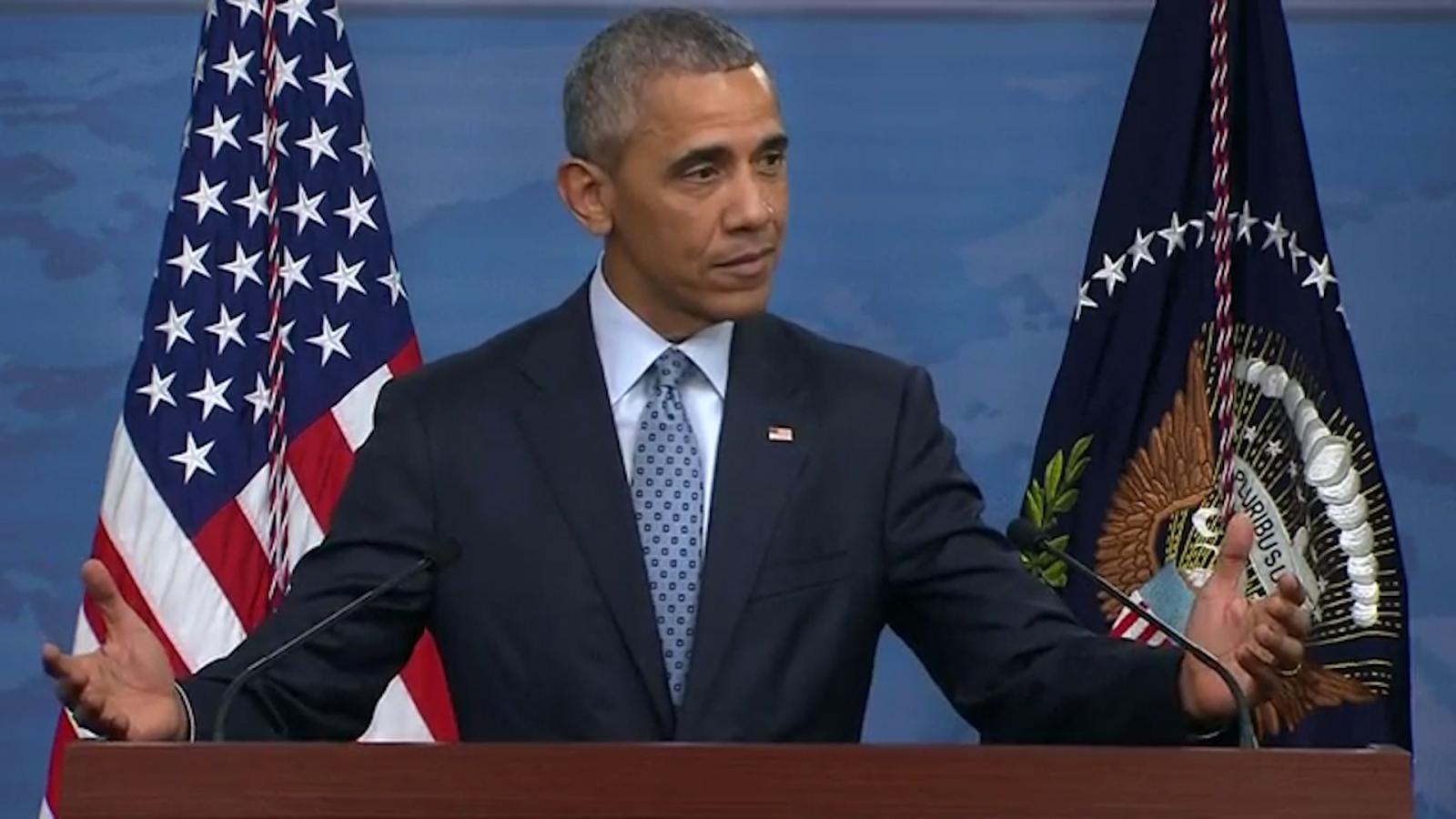 President Obama on Iran money
