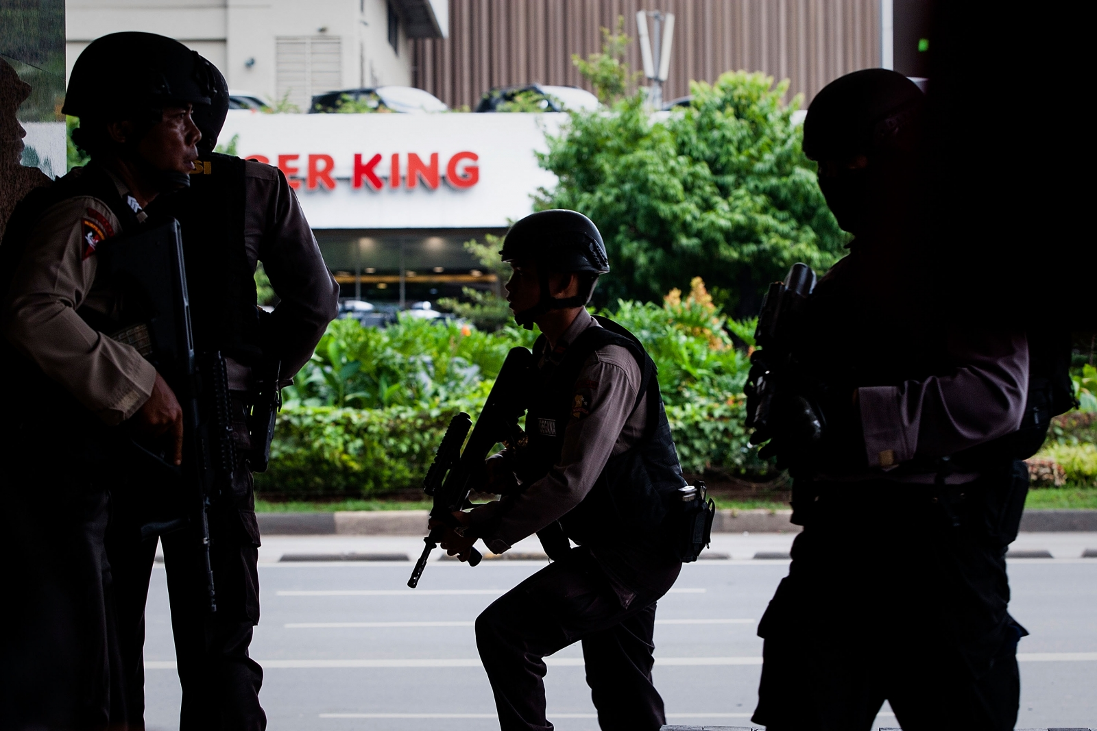 Indonesia arrests six people suspected of planning Singapore attack