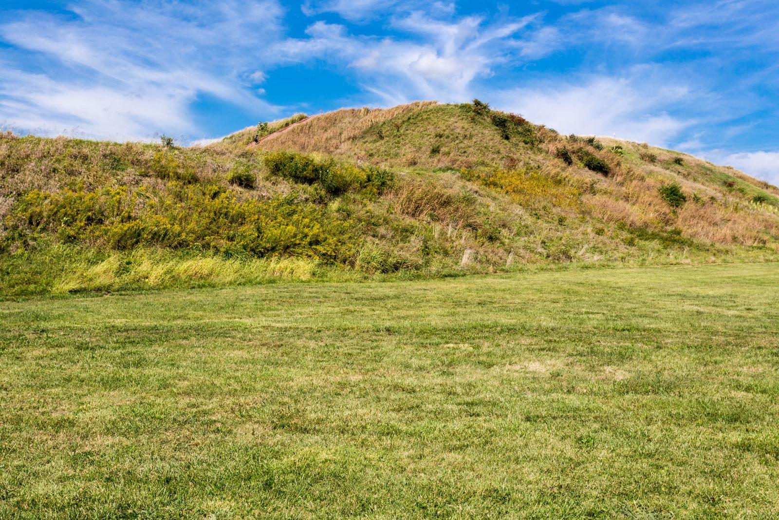 Cahokia beaded burial