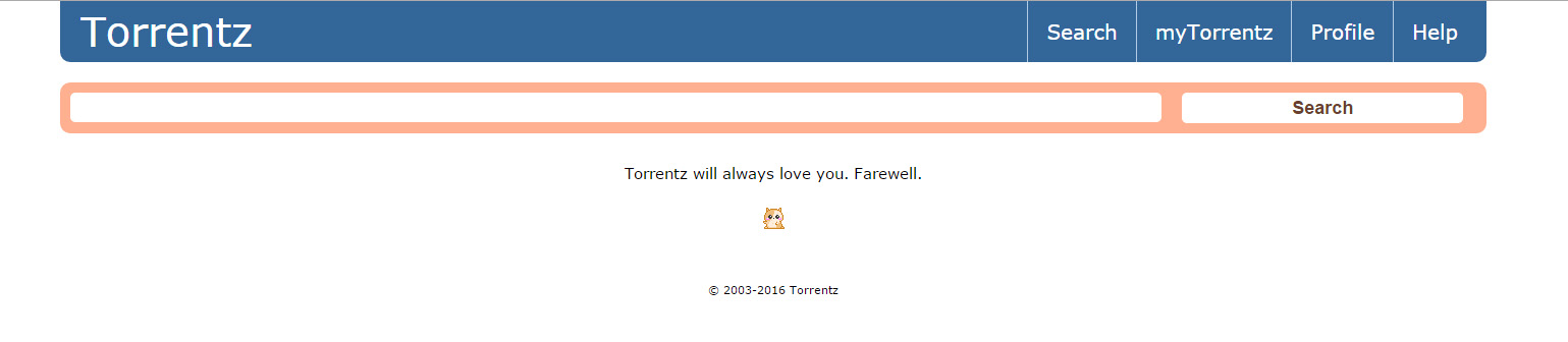 Metasearch engine Torrentz says farewell to users