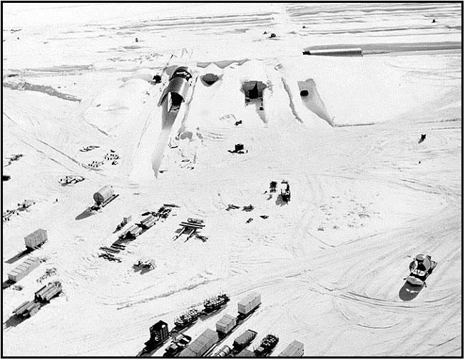 Camp Century cold war top secret