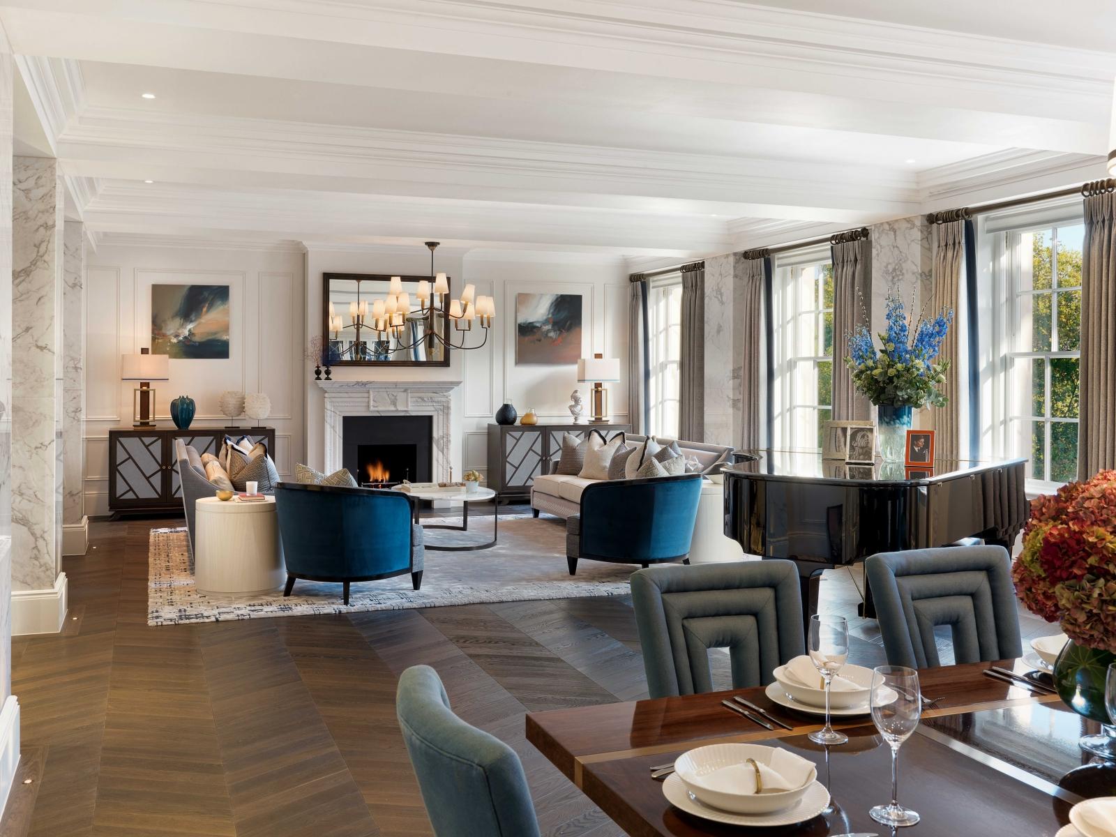 CapitalRise - 18 Grosvenor Square flat
