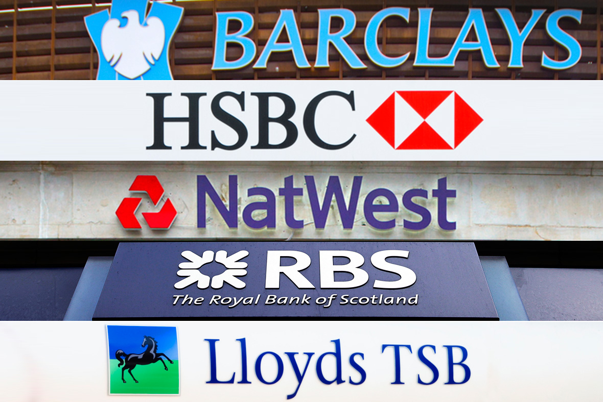 how do hsbc and tsb tackle