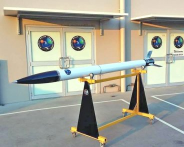 Rasta test rocket