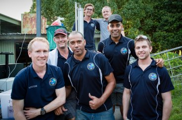 Gilmour Space Technologies team