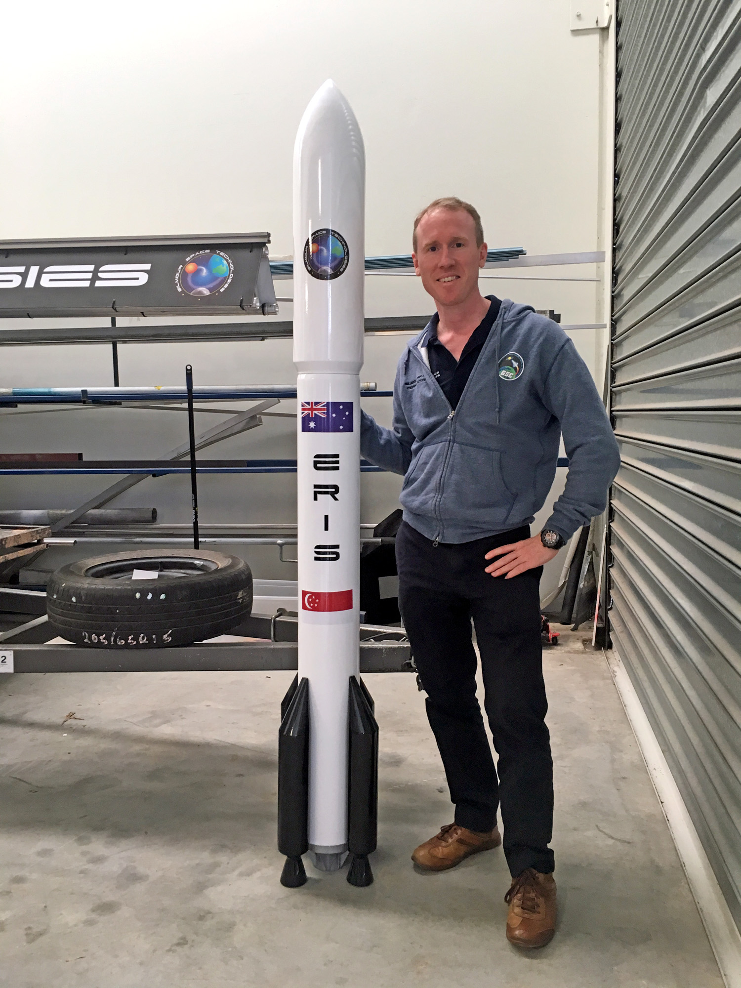 Gilmour Space Technologies Startup Challenging Spacex