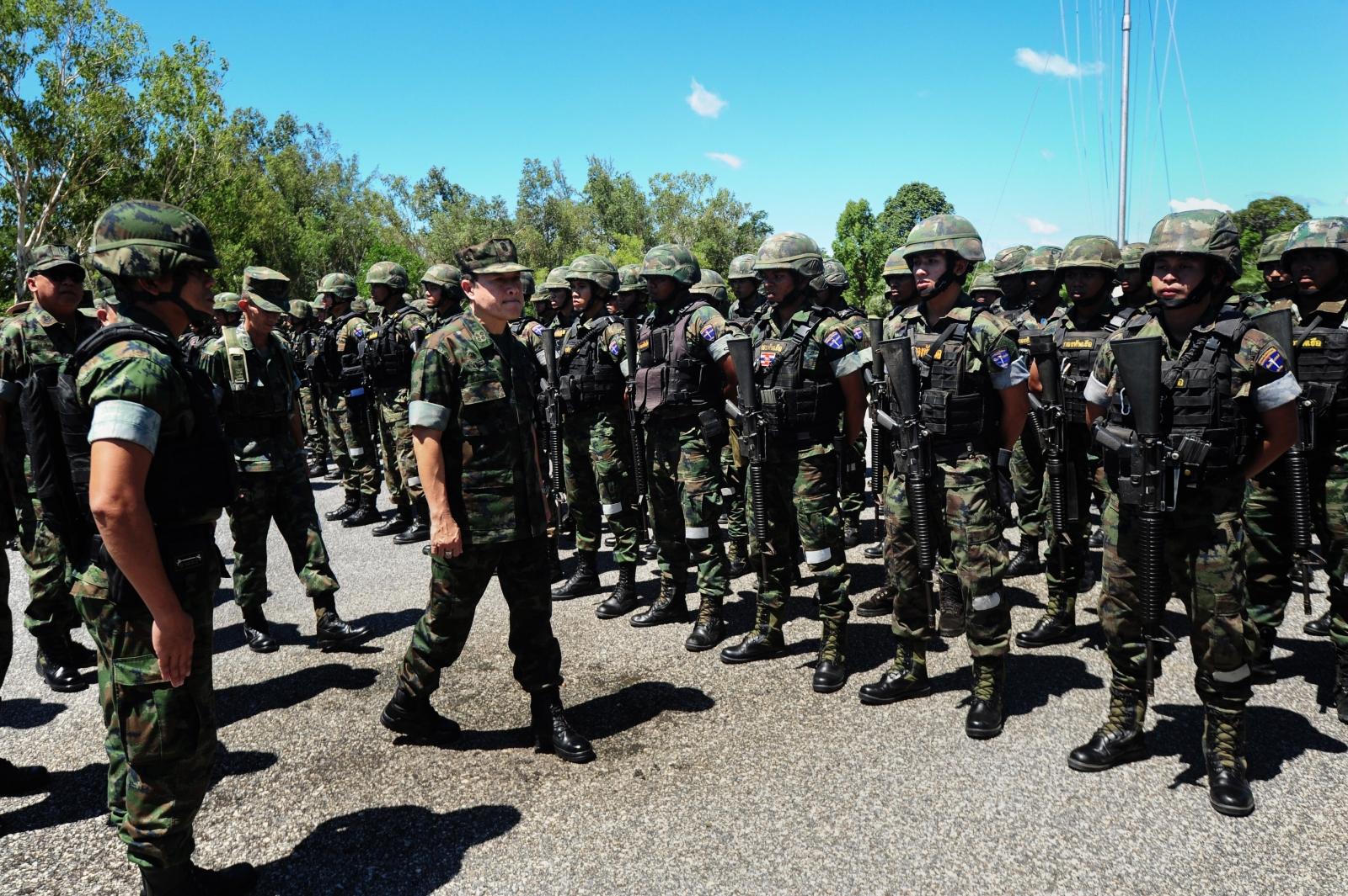 Thailand military