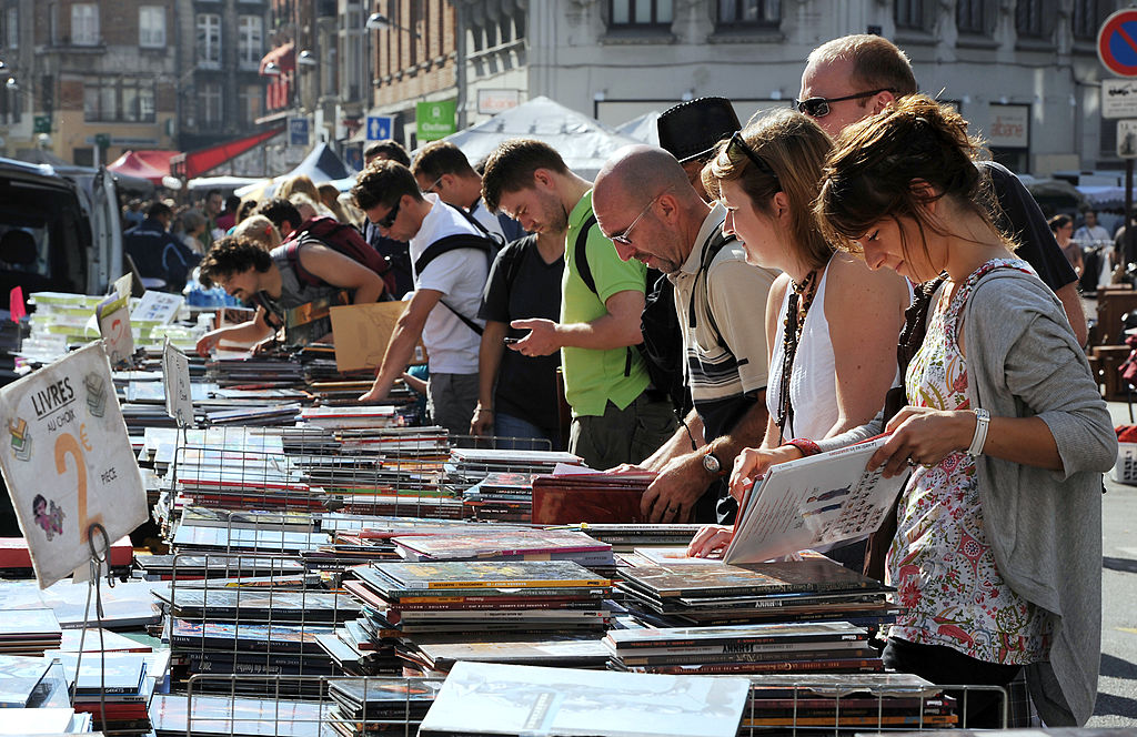 Famed French flea market canceled for security reasons