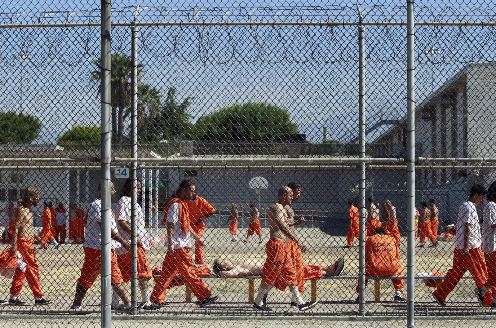 US prison race war: Black Guerrilla Family vow revenge