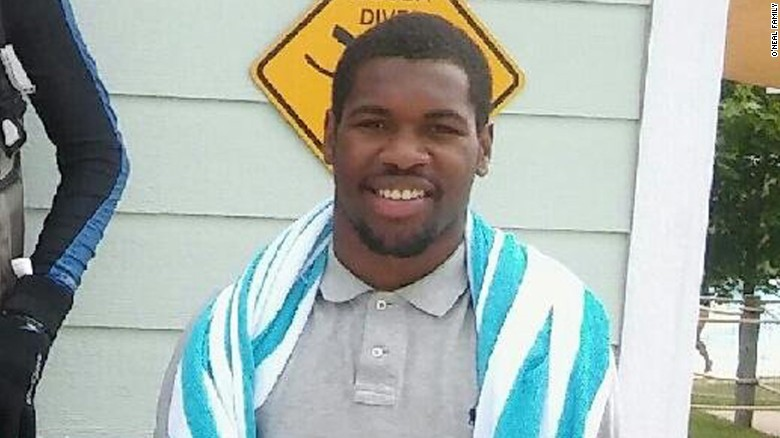 Paul O'Neal police victim