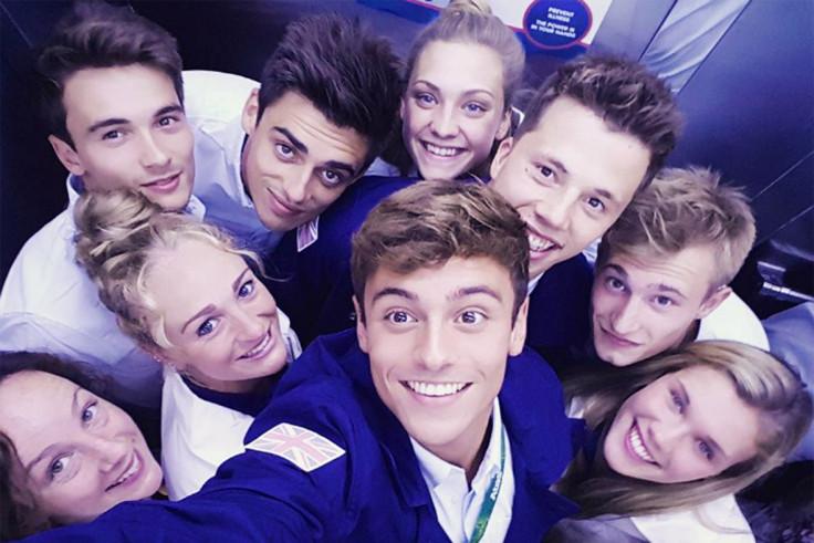 Rio 2016 Olympic athletes on Instagram