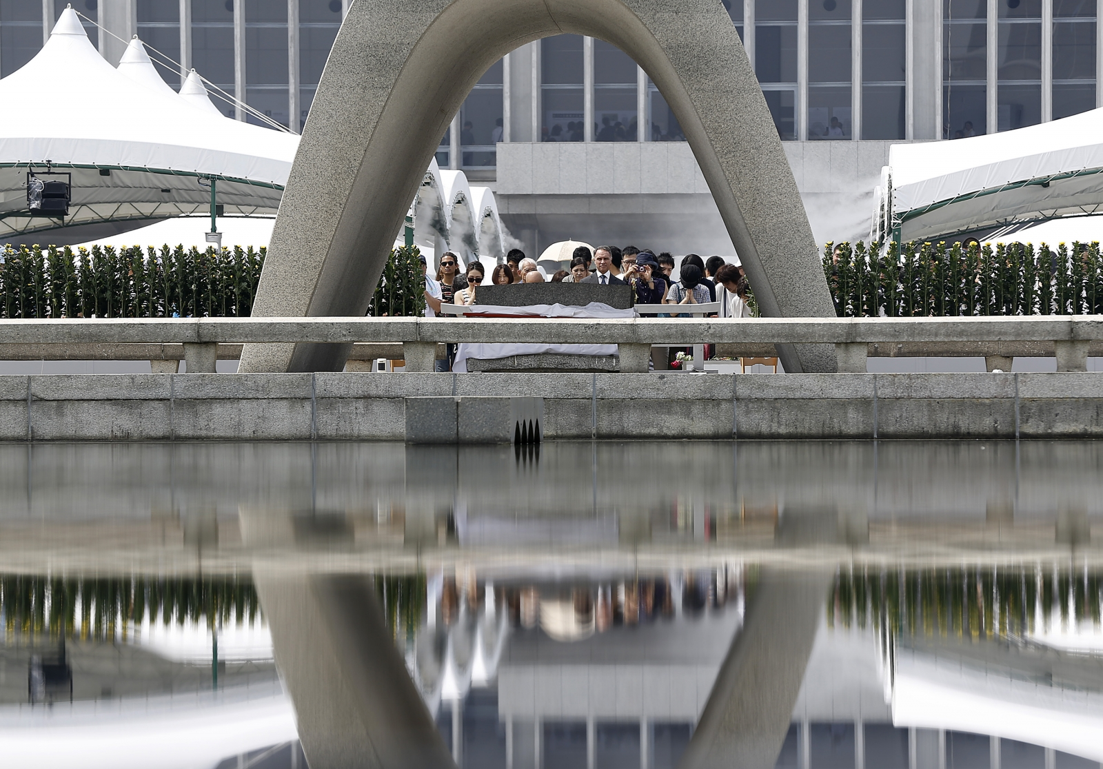 Hiroshima anniversary