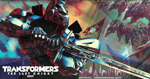Transformers The Last Night