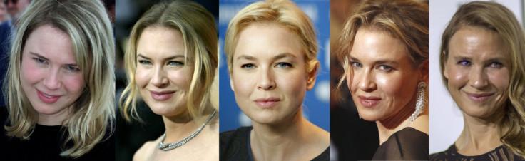 Renee Zellweger 2000 to 2014