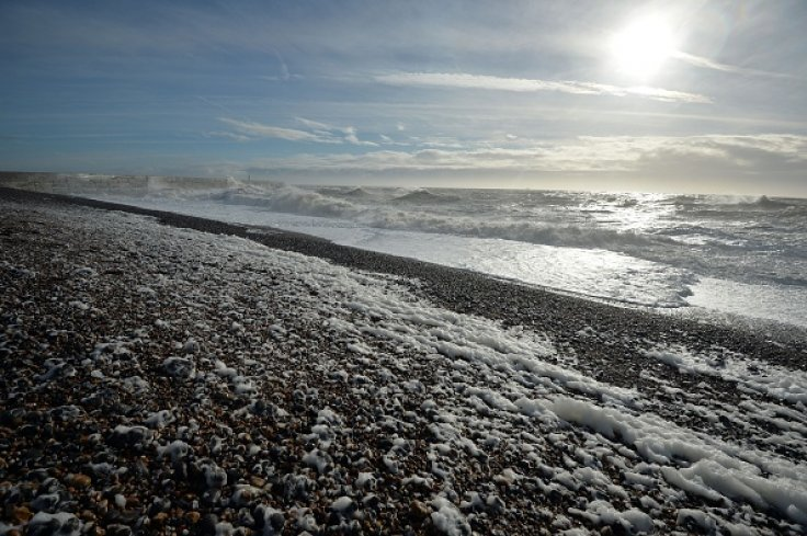 Search for plane in East Sussex
